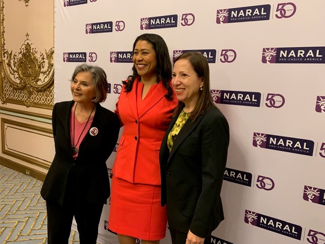 NARAL Pro-Choice California Luncheon