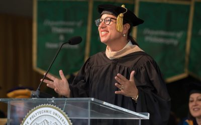 Cal Poly Pomona's College of Letters, Arts, and Social Science Commencement Remarks