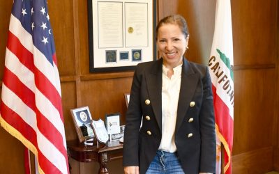 Five Questions for Lieutenant Governor Kounalakis