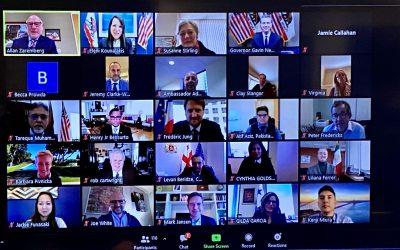 CalChamber Virtual Reception For California's Consular Corps